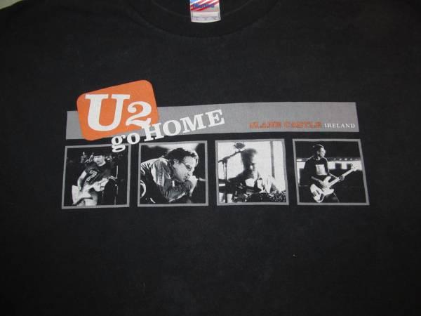 Photo Vintage U2 Tee-Shirt Large Go Home Slane Castle Ireland - $20 (MACON)