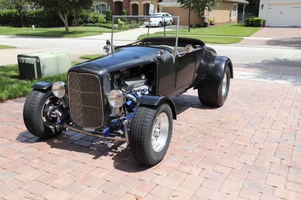 Photo 1927 Ford Model T Roadster Hot Rod - $15,500 (Ponte Vedra)