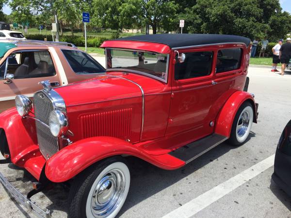 Photo 1930 Ford Model A Street Rod - $32,000 (Port St Lucie)