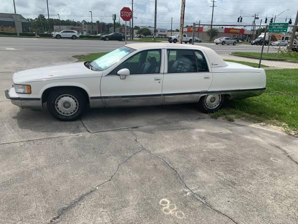 Photo 1993 Cadillac Fleetwood Brougham - $8,000 (Palatka)