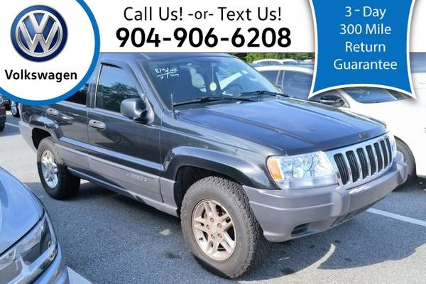 Photo 2003 Jeep Grand Cherokee Laredo - $788 (_Jeep_ _Grand Cherokee_ _SUV_)