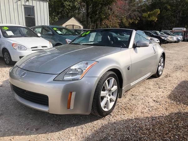 Photo 2004 Nissan 350Z Roadster - Touring - Financing - $8990 (St. Augustine)