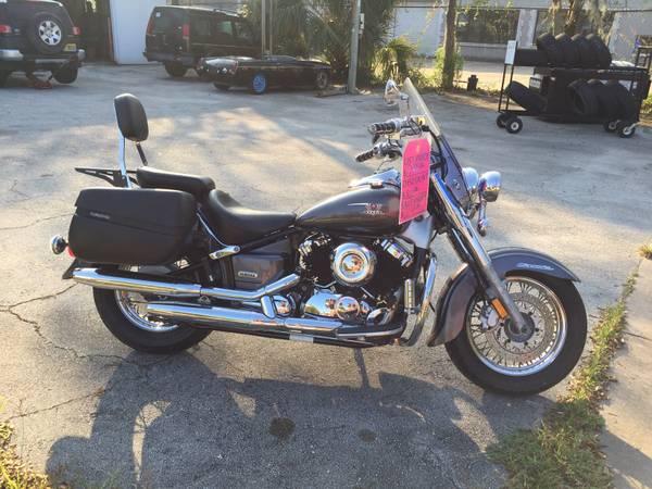 Photo 2005 Yamaha V Star 650 Classic - $1,699 (St. Augustine)