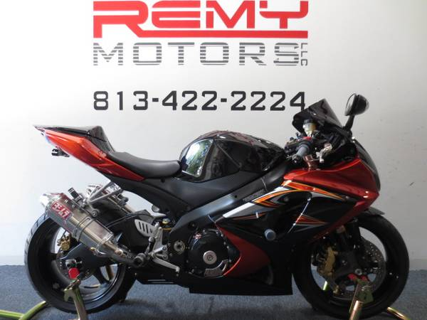 Photo 2008 Suzuki GSXR 1000 Low Miles FINANCING Available - $7,999 (Riverview)