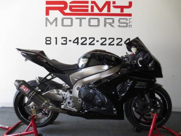 Photo 2011 Suzuki GSXR 1000 Low Miles FINANCING Available - $8,499 (Riverview)