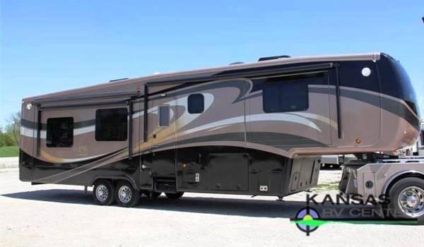 Photo 2014 DRV (Mobile Suite) 5TH WHEEL - $65,000 (Williston - Ocala Area)