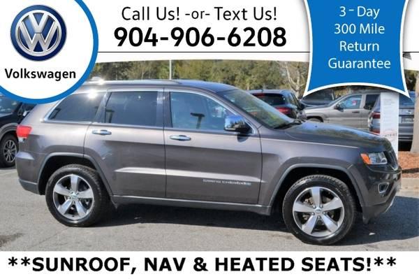 Photo 2014 Jeep Grand Cherokee Limited - $14,198 (_Jeep_ _Grand Cherokee_ _SUV_)
