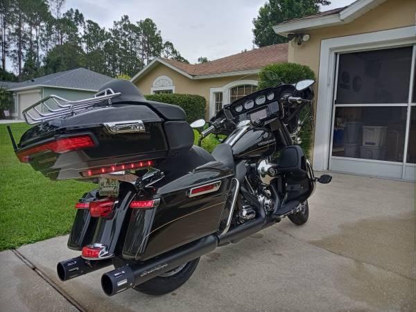 Photo 2016 Harley Ultra Limited Low - $16,999 (Palm Coast)