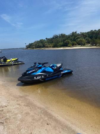 Photo 2017 Sea-Doo 230 GTR warranty til 2020 - $8,500 (Palm Coast)