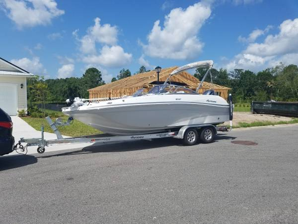 Photo 2018 Hurricane SD 217 Sun Deck Boat - $40,557 (St Augustine)