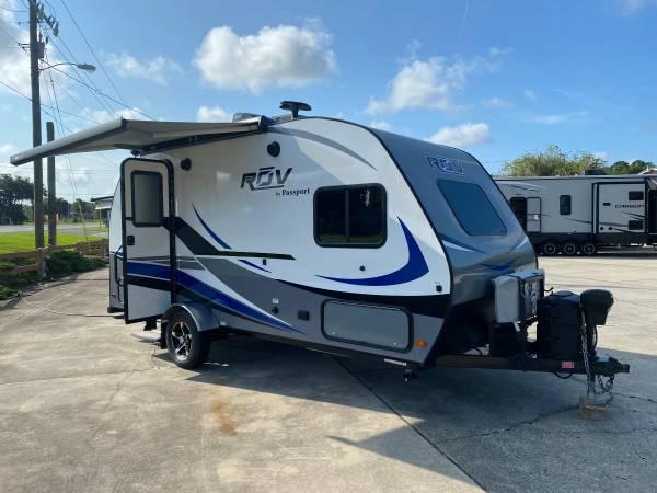 Photo 2018 Keystone ROV 170 RKRV Travel Trailer - $22,500 (Ormond Beach)