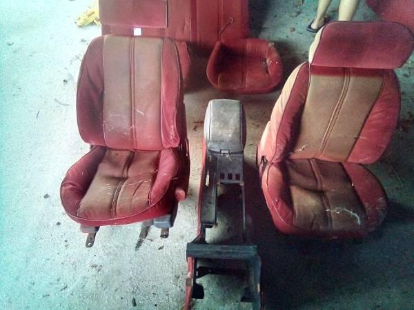 Photo 3rd Gen Camaro Interior - $300 (Seville fl)
