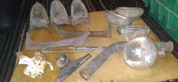 Photo 55 chevy misc. Parts - $400 (Palatka)