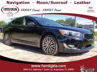 Photo Certified 2016 Kia Cadenza Premium for sale