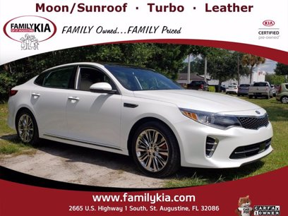 Photo Certified 2016 Kia Optima SX w Chrome Wheel Package for sale