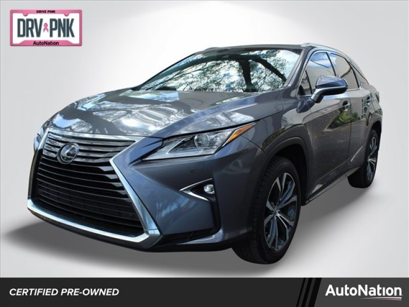 Photo Certified 2016 Lexus RX 350 FWD for sale