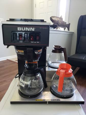 Photo Commercial Coffee Maker by Bunn - $195 (Saint Augustine)