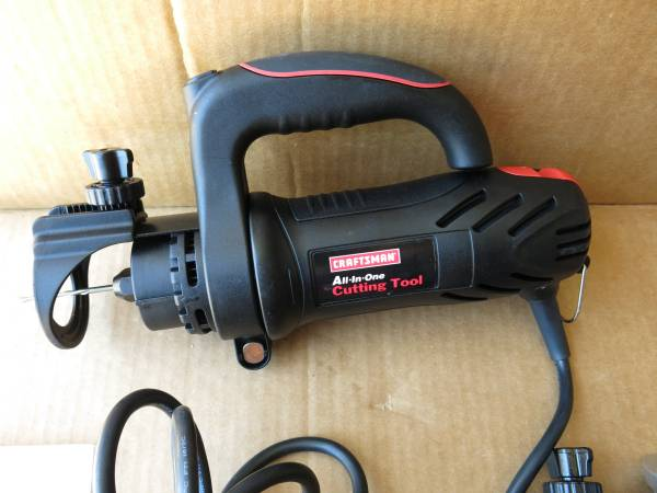Photo Craftsman All-In One Cutting Tool - $65 (St Augustine)