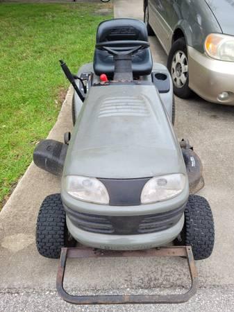 Photo Craftsman tractor - $295 (Palm coast)