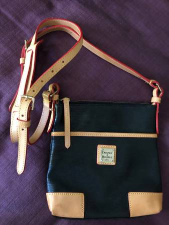 Photo Dooney and Bourke crossover bag knockoff - $35