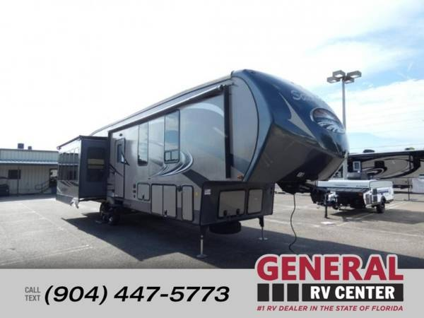 Photo Fifth Wheel 2015 Forest River RV Sandpiper 355RE - $34,995