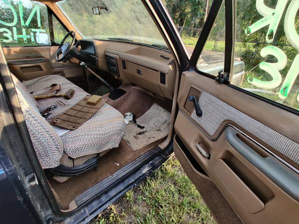 Photo Ford 300-straight 6 (87-9) - $800 (Seville fl)