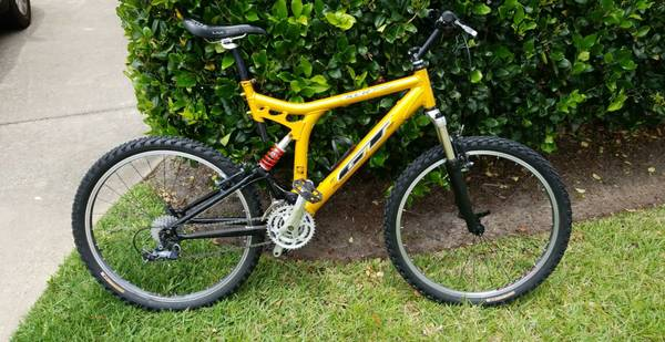 Gt Xcr 3000 270 St Augustine Bikes For Sale St