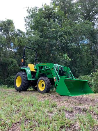 Photo JOHN DEERE 3032E - $1 (CALL MICHAEL  904.788.6067 FOR PRICE AND FINANCING OPTIONS)