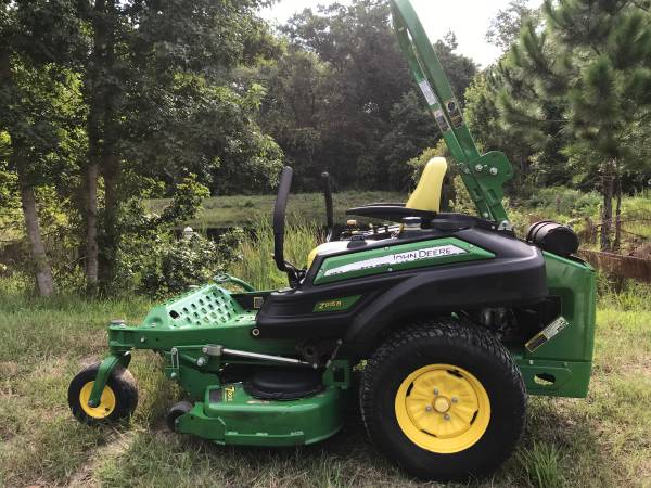Photo JOHN DEERE Z915B 48quot ZERO TURN MOWER - $4,950 (Call Terry (904) 460-4895)