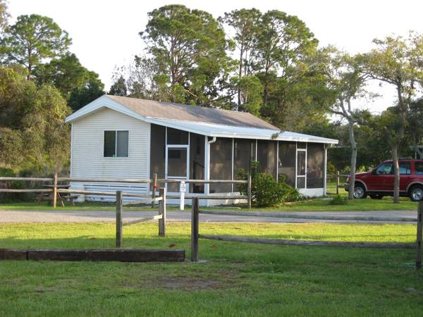 Photo Live in Paradise Park Model for Sale Land Lease Included (St. Augustine Beach, FL)