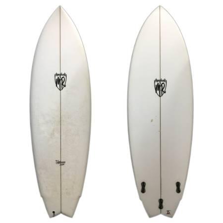 Photo Lost MR Cali Twin 6391 x 21.75 x 2.73 (40L) Used Surfboard - $599 (surf station 2)