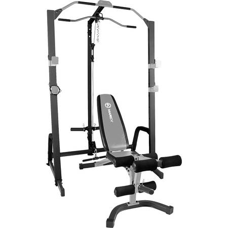Photo Marcy Power Cage and Utility Bench - $350 (St Augustine)