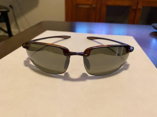 Photo Maui Jim Hookipa sunglasses wreader - $100 (St Augustine)