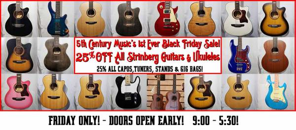 Photo Our 1st Ever Black Friday Sale - Open at 9AM - $1 (St Augustine)