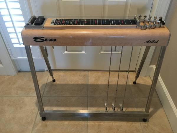 Photo Pedal Steel Guitar - $1,100 (St. Augustine)
