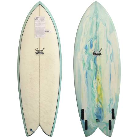 Photo Surf Station CSD 5394 x 21 14 x 2 12 Used Surfboard - $375 (surf station 2)