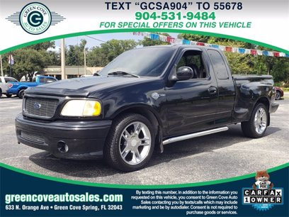 Photo Used 2000 Ford F150 Harley-Davidson for sale