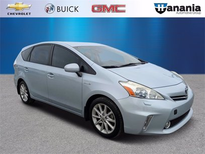 Photo Used 2013 Toyota Prius V  for sale