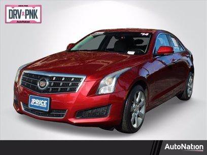 Photo Used 2014 Cadillac ATS 2.0T Luxury AWD Sedan for sale