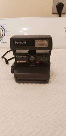 Photo Vintage Polaroid One Step Auto Focus Camera 600 w Owners Manual - $20 (Flagler Beach)