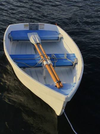 Photo Walker Bay Dinghy Dink Tender Davits Sail Boat Sailing - $499 (St. Augustine  DELAND to JAX)
