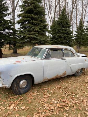 Photo 1954 ford 2dr - $750 (West central Mn)