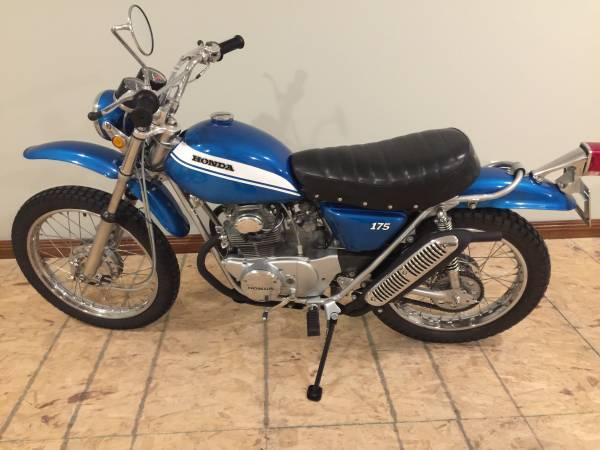 Photo 1970 Honda SL 175 K0 - $5000 (St. Cloud)