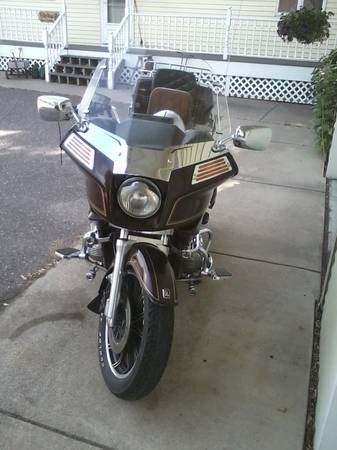 Photo 1983 Honda Goldwing Interstate - $3500 (Foley)