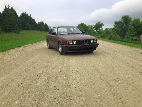 Photo 1994 BMW 525i - $1,800 (Alexandria)