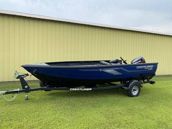Photo 2019 Crestliner 1650 Pro Tiller 60 Etec - $23,384 (Nathes Marine  Sport Center)