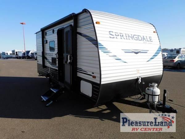 Photo 2020 Keystone Springdale Mini 1800BH - Pleasureland RV STC Budget Lot - $11,999 (Pleasureland RV St Cloud Budget Lot)