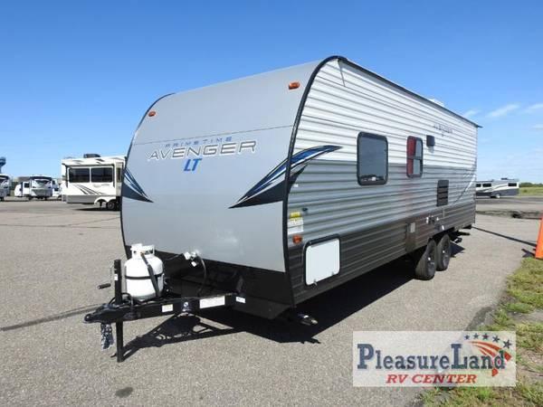 Photo 2021 Prime Time Avenger LT 22BH - Pleasureland RV STC Budget Lot - $14,754 (Pleasureland RV St Cloud Budget Lot)