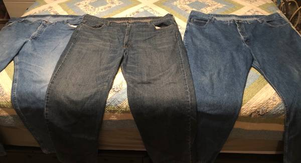 Photo Big and Tall jeans - $10 (St. Cloud)