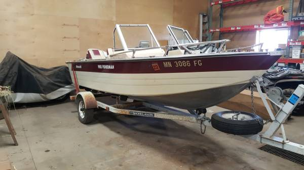 Photo Boat  Trailer for sale - $4,500 (Rice)